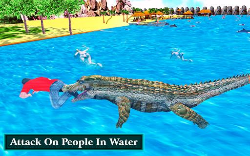 Hungry Crocodile Simulator Attack 2.1 screenshots 18