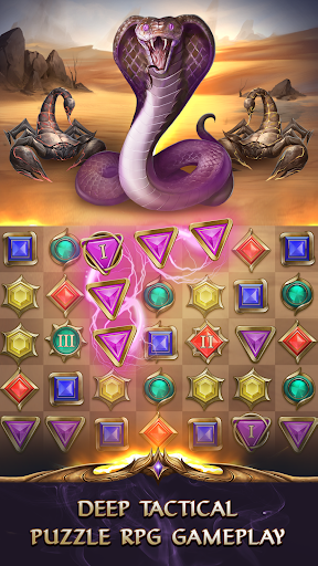 Gemstone Legends - epic RPG match3 puzzle game 0.34.347 screenshots 3