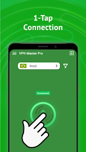 VPN Master Pro – Free & Fast & Secure VPN Proxy 5