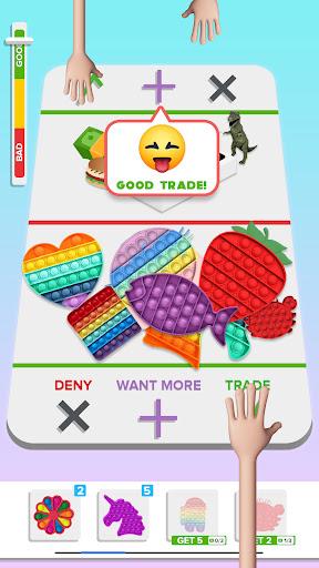 Fidget Trading : Pop it - Fidget Toys relaxing 1.1.6 screenshots 2