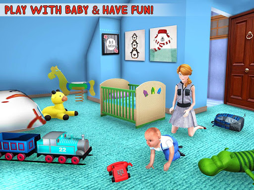 New Baby Single Mom Family Adventure apkdebit screenshots 14