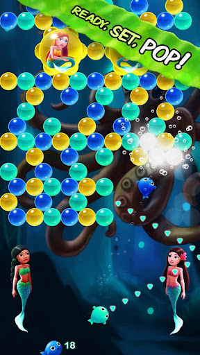 Bubble Fins - Bubble Shooter 5.4.2 screenshots 2