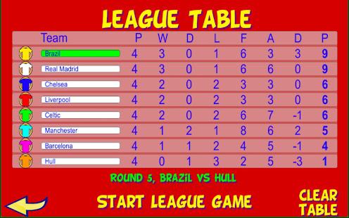 Table Football, Soccer 3D 1.20 Screenshots 6