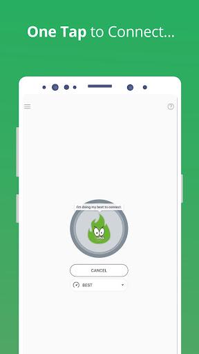 VPN Free - GreenNet Unlimited Hotspot VPN Proxy 1.4.4 screenshots 3