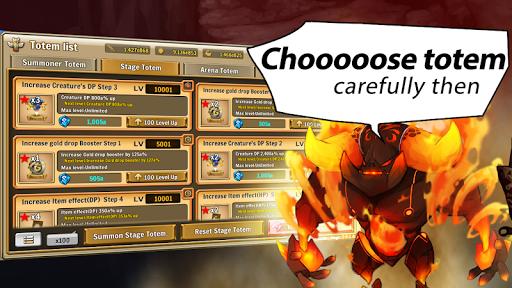 Télécharger Gratuit Carpediem Idle monsters mod apk screenshots 3
