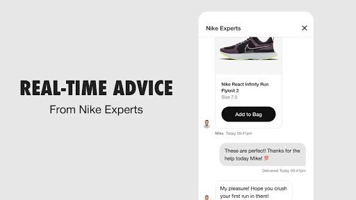 Nike android2mod screenshots 6