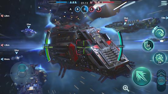 Space Armada: Galaxy Wars Mod Apk