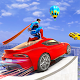 Superhero Mega Ramp Games - Racing Mega Ramp para PC Windows