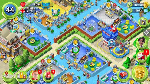 Dream Hospital - Health Care Manager Simulator apkpoly screenshots 22