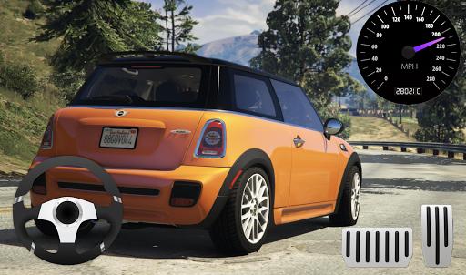 Driver Mini Cooper City Parking  screenshots 1