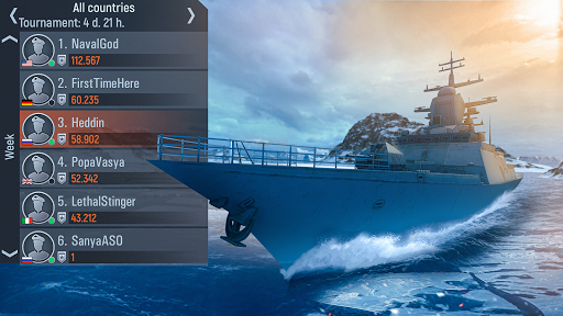 Naval Armadauff1aNavy Game About Warship Craft Games  screenshots 20