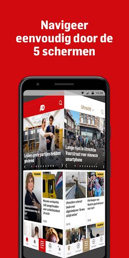 AD - Nieuws, Sport, Regio & Entertainment modavailable screenshots 5