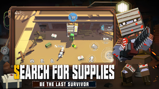 Zombie Virus - Strike  screenshots 5