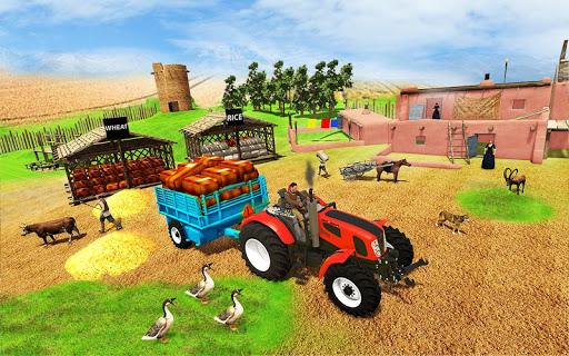 Real Farming Tractor Farm Simulator: Tractor Games screenshots 1
