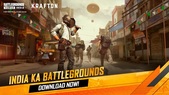 Battlegrounds Mobile India (APK+OBB) Download BGMI 1