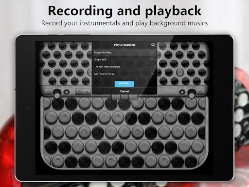 Accordion Chromatic Button 2.3 screenshots 9