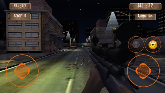 Sniper Zombie War Hack Cheats (iOS & Android) 3