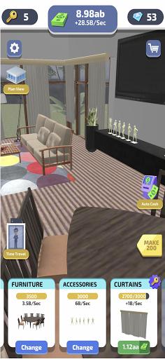 Idle Home android2mod screenshots 8