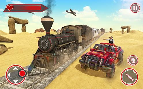 train robbery simulator hack