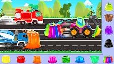 シェイプそして色 - 色彩 子供 ゲームのおすすめ画像1