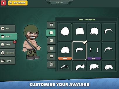 Doodle Army 2: Mini Militia (MOD, Unlocked) 10