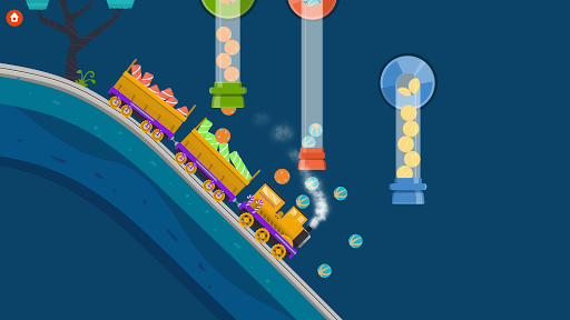 Train Driver - Train simulator & driving games screenshots 11