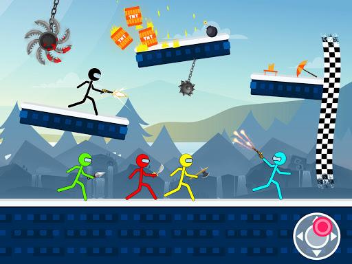 Stick Fighter: Stickman Games screenshots 5