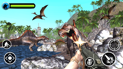 Dinosaur Hunter screenshots 8