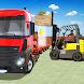 配達 トラック シミュレータ 2017年: 3D フォークリフト ゲーム - Androidアプリ