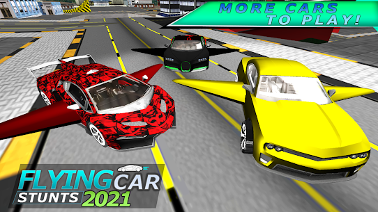 Real Flying Car Driving Simulator 3D – Mod Apk Download 4