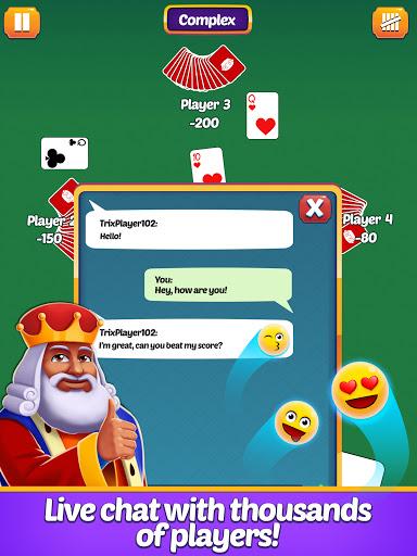 Trix Sheikh El Koba: No 1 Playing Card Game  screenshots 19