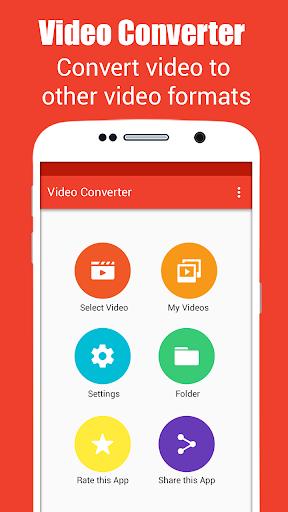 Video Converter - All formats video converter 2.0 Screenshots 1