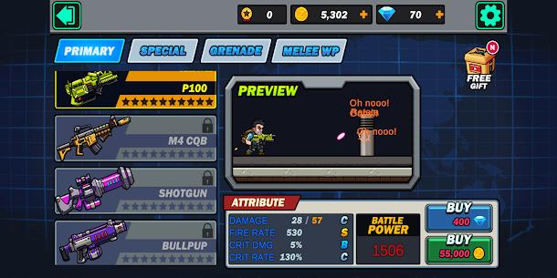 Metal Gun : Slug Soldier 3