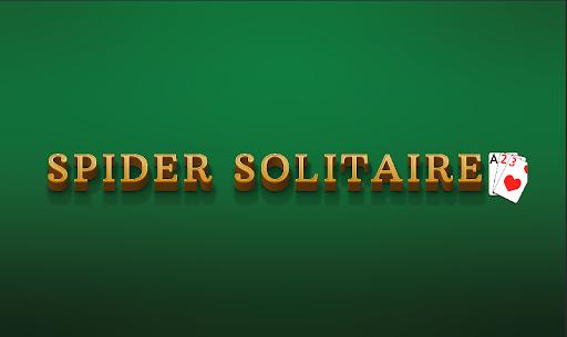 Spider Solitaire 5.1 screenshots 14