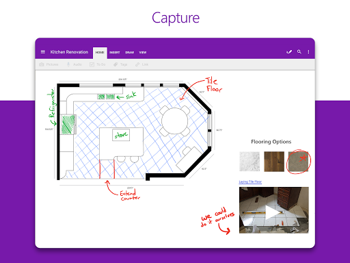 Microsoft OneNote: Save Ideas and Organize Notes screenshots 7