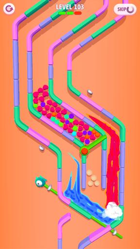 Pin Balls UP - Physics Puzzle Game  screenshots 7