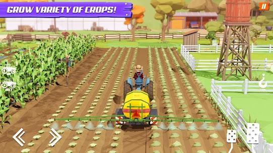 Free Farm Life Village Farming Simulator Apk Download 2021 5