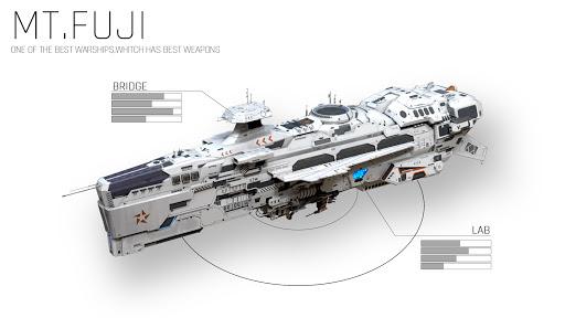 Ark of War - Dreadnought Apkfinish screenshots 13