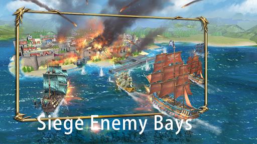 Age Of Pirates : Ocean Empire 1.2.1 screenshots 4