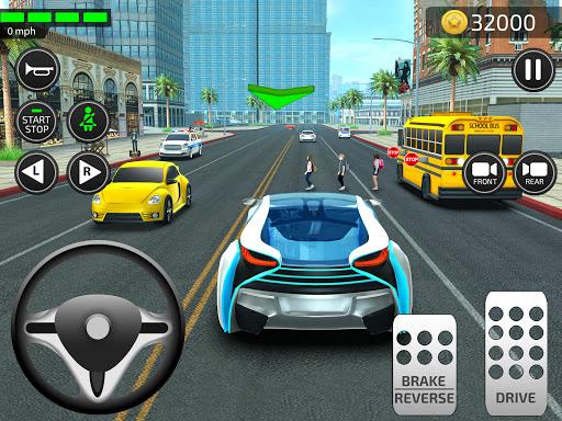 Driving Academy: Car Games & Driver Simulator 2021 3.0 Screenshots 10