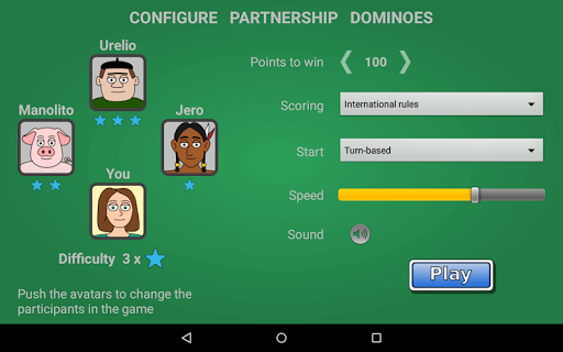 Partnership Dominoes Apkfinish screenshots 14