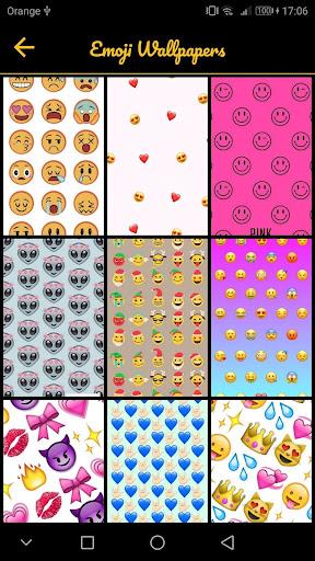 Emoji Background Photo Editor & Emoji Wallpaper ud83dudc9b 6.3 Screenshots 3