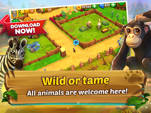 Zoo 2: Animal Park 1.53.0 screenshots 8
