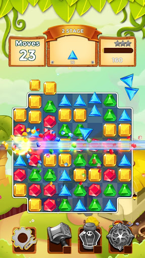 Candy Jewelry Puzzle  screenshots 3