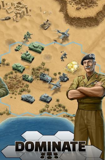 1943 Deadly Desert - a WW2 Strategy War Game 1.3.2 Screenshots 6