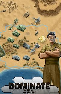 1943 Deadly Desert - a WW2 Strategy War Game screenshots 6