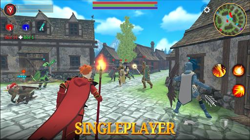 Combat Magic: Spells and Swords  screenshots 12