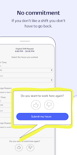 Snagajobによるシフト-柔軟なシフト作業