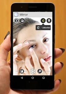 Mirror – Makeup and shaving with Real light mirror 3