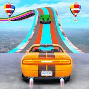 Mega Ramp Car Stunt - Car Game